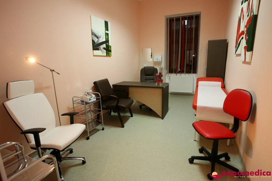 Centrul Medical Napomedica Gherla Cluj - Cabinet ORL
