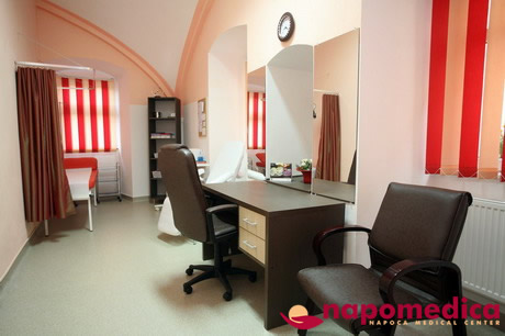 Centrul Medical Napomedica Gherla Cluj - Punct recoltare sange