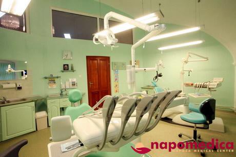 Centrul Medical Napomedica Gherla Cluj - Stomatologie