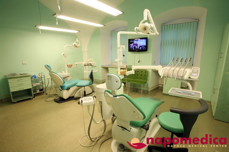 Centrul Medical Napomedica Gherla Cluj - Chirurgie dentara