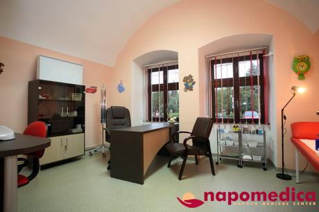 Centrul Medical Napomedica Gherla Cluj - Psihiatrie pediatrica