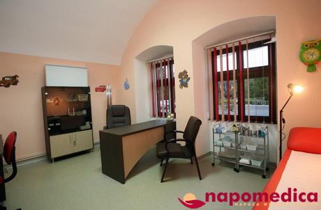 Centrul Medical Napomedica Gherla Cluj-Imagini Specialitati