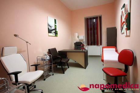 Centrul Medical Napomedica Gherla Cluj - ORL